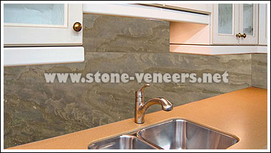 California Gold Flexible Stone Veneers Indian