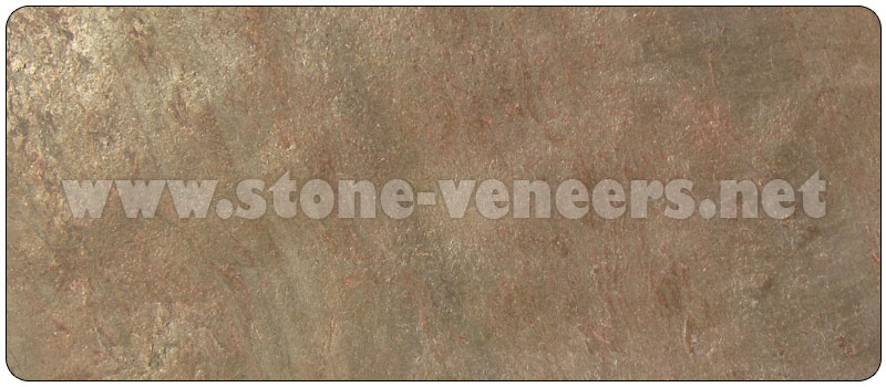 Flexible Stone Veneer : Copper red flexible stone veneers indian manufacturers